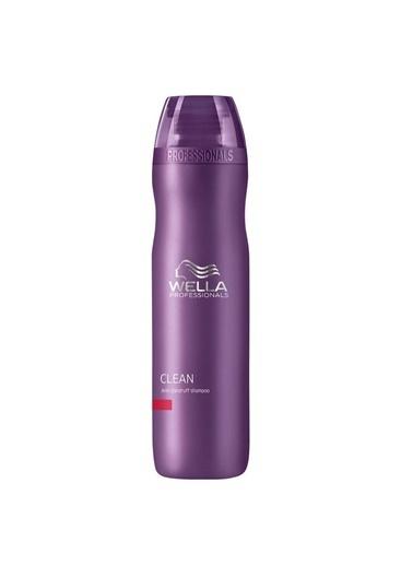Wella Clean Kepek Önleyici Şampuan 250 Ml Renksiz